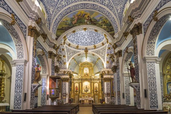 1_004-Interior Santuario Virgen de la Zarza